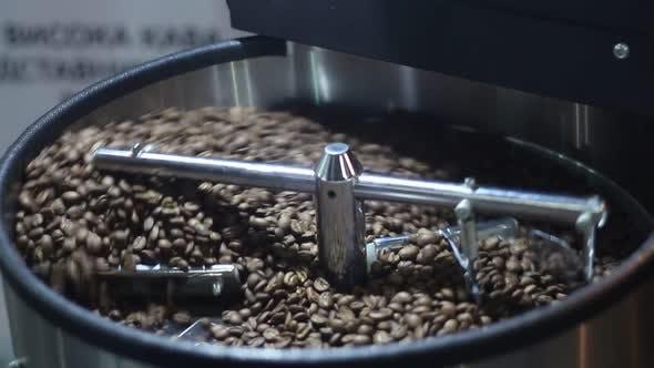 Thumbnail for Modern Machine For Coffee Beans