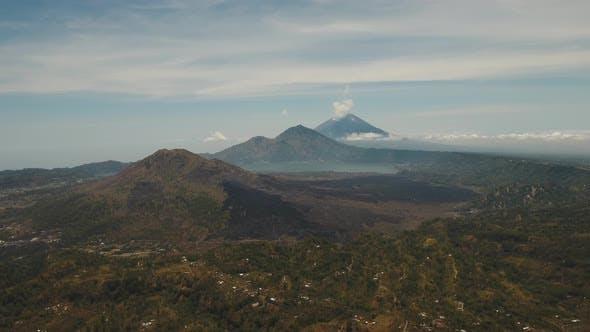 Thumbnail for Lago y Volcán Batur, Agung. Bali, Indonesia.