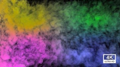 Color Smoke Wipe 4K
