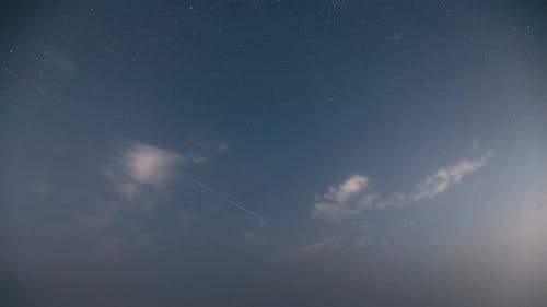 Real Night Sky Stars