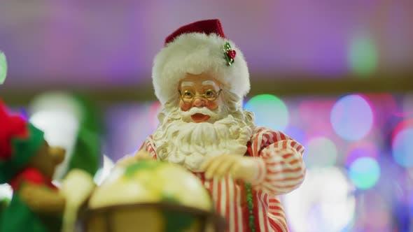 Thumbnail for Santa Claus figurine