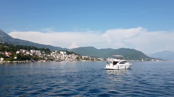 Thumbnail for Kumbor City View in Herceg Novi Municipality, Montenegro