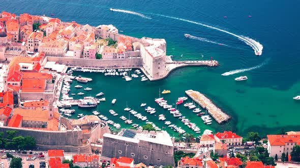 Thumbnail for Old City Of Dubrovnik, Croatia