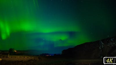Aurora Borealis from Iceland 3 Pack