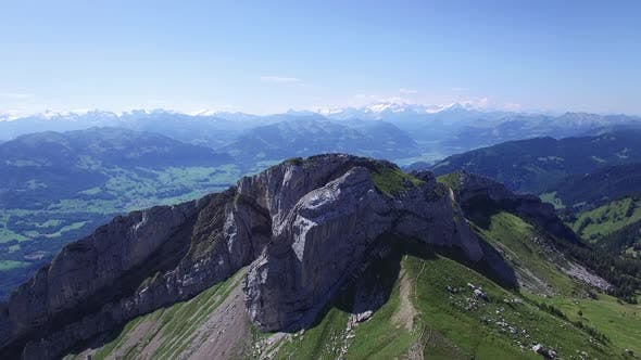 Cover Image for Mountain Alps Landscape Scenery