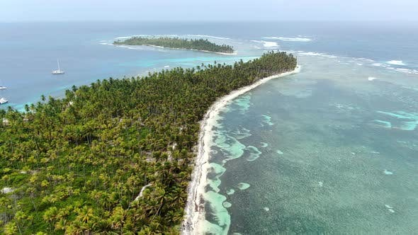 Thumbnail for Caribbean White Unspoiled Sandy Beach