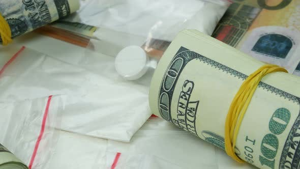 Thumbnail for Dirty Profit from the Sale of Cocaine