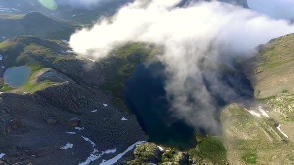Thumbnail for Cloudy Glacier Lakes