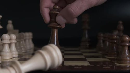 checkmate slow motion