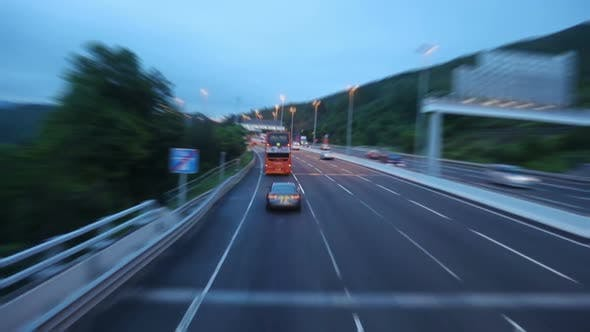 Thumbnail for Country Highway in Hong Kong