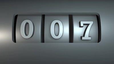 Mechanical Countdown