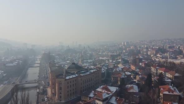 Thumbnail for Sarajevo City Landscape