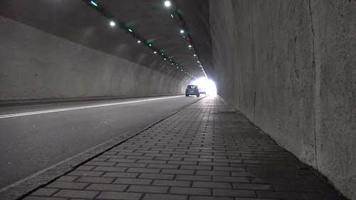 Tunnel oder Galerie 2