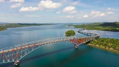 San Juanico Bridge Longest Bridge in the Philippines