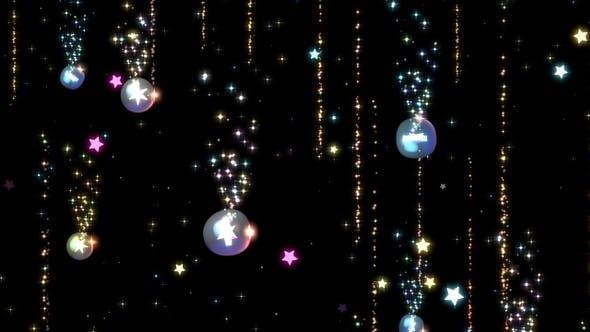 Magic Star Particles