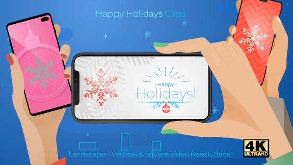 Thumbnail for Happy Holidays