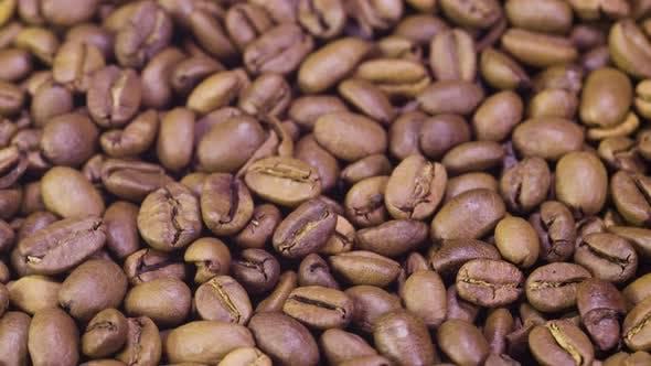 Coffee Beans Rotation