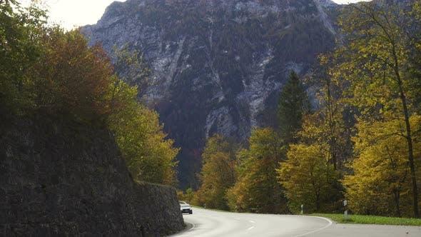 Thumbnail for Car On An Autumn Road 6