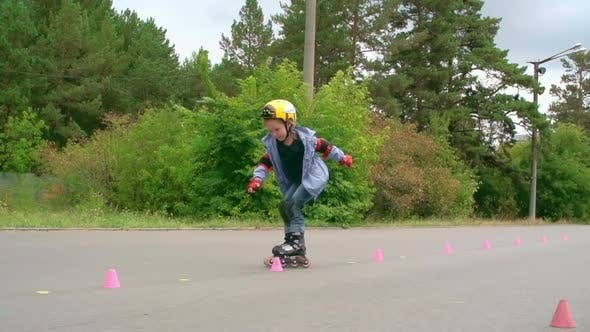 Thumbnail for Inline Skating Lesson
