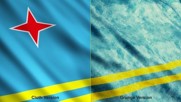 Thumbnail for Aruba Flags
