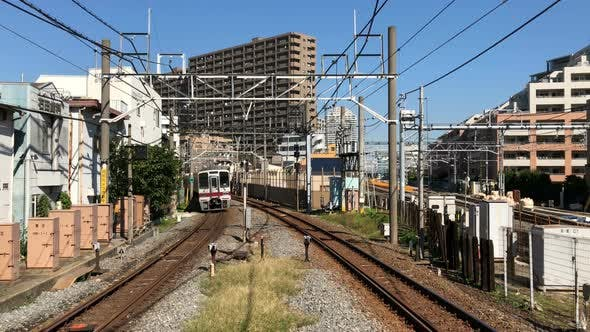 Thumbnail for Train On Railway