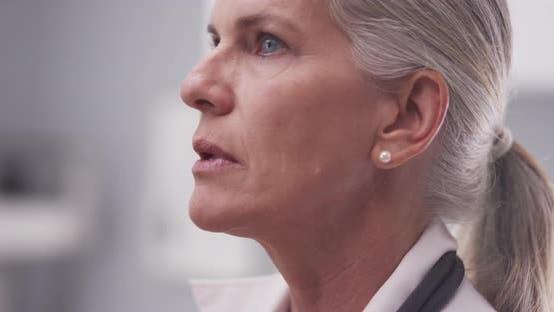 Thumbnail for Portrait of female medical doctor