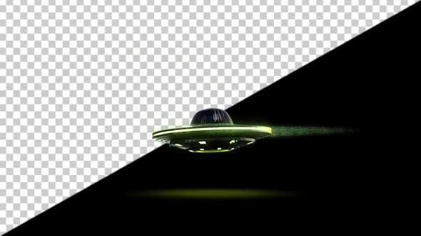 Ufo Landing