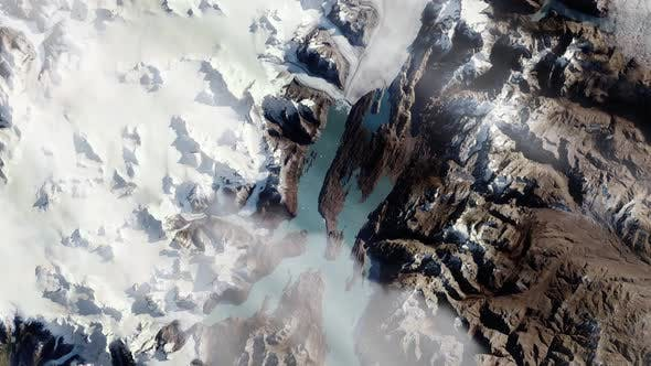 Thumbnail for The Southern Patagonian Ice Field from Space.