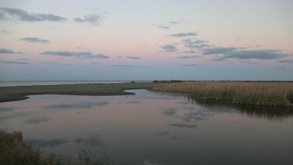 Thumbnail for Lake Near The Sea
