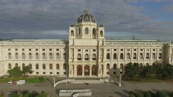 Thumbnail for Aerial of Natural History Museum