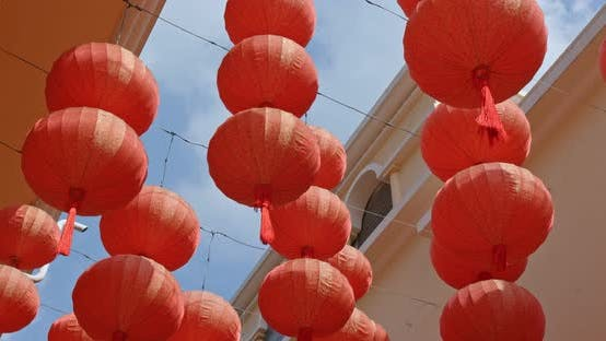 Thumbnail for Chinese New Year Red Lantern