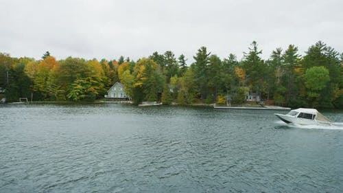 Houses at Thirty Thousand Islands