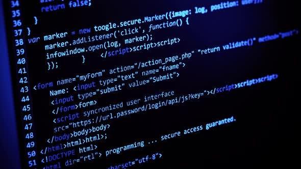 Typing Programming Codes