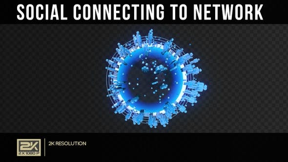Thumbnail for Social Connecting To Network