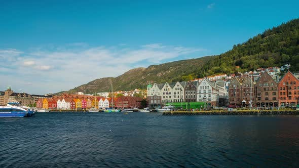 Thumbnail for Bryggen, One of Bergen's Main Attractions