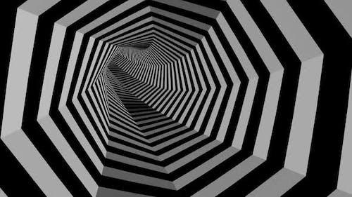 Hypnotic Tunnel Long