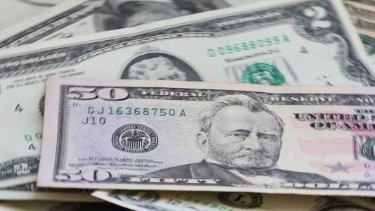 Rotating Dollars