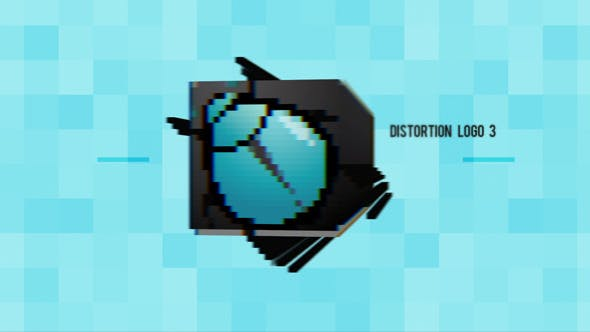 Thumbnail for Distortion Logo 3