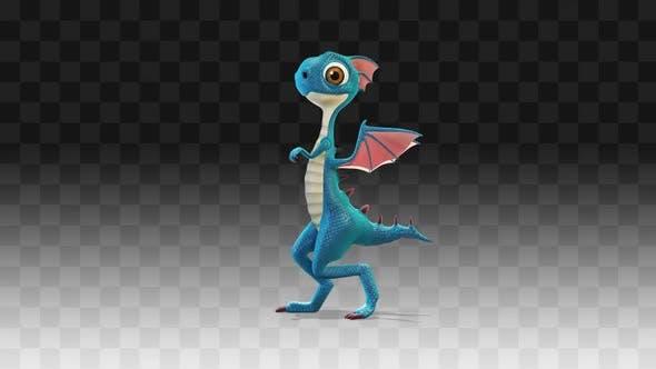 Dragon Walking