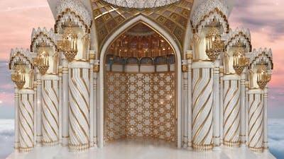 Islamic Heaven Arch