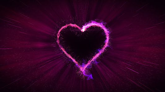 Cover Image for Valentine Greeting Heart