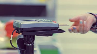 Using Credit Card Terminal with PIN in Store