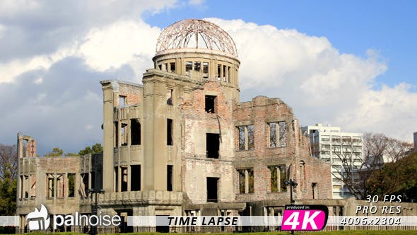 Thumbnail for Hiroshima Dome, A Bomb Building, Japan