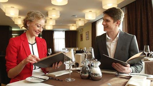 Thumbnail for Restaurant Date