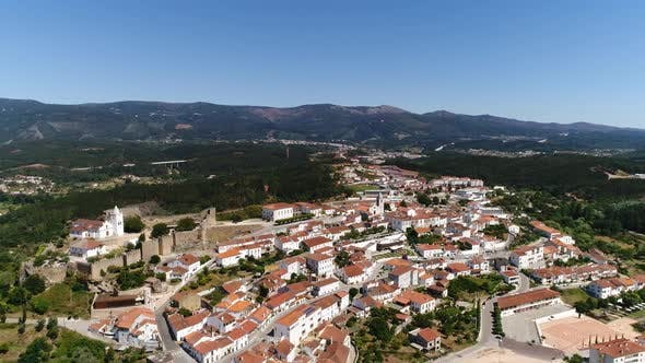 Cover Image for The Medieval City of Penela, Portugal