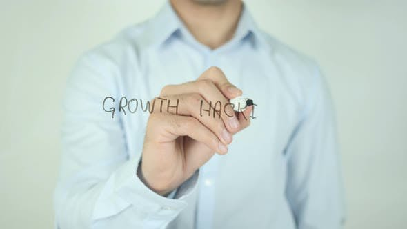 Thumbnail for Growth Hacking, Writing On Screen