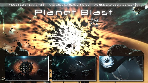Thumbnail for Blast de la planète
