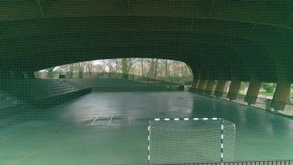 Indoor Soccer Stadium