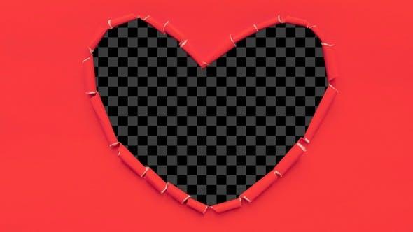 Heart Paper