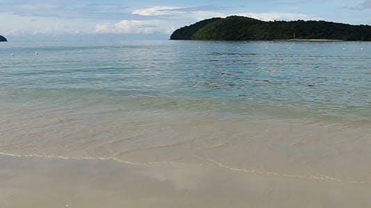 Wave, Beach and Island